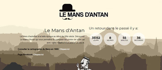site internet le mans